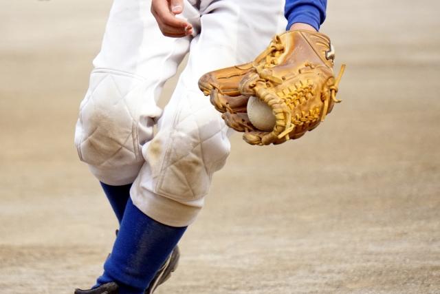 野球の守備