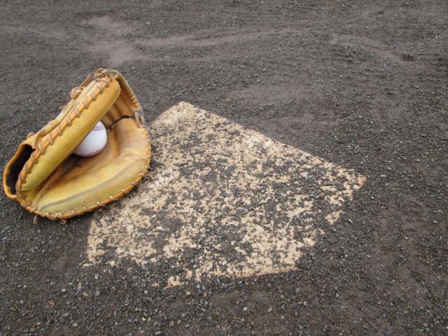 野球ホームベース