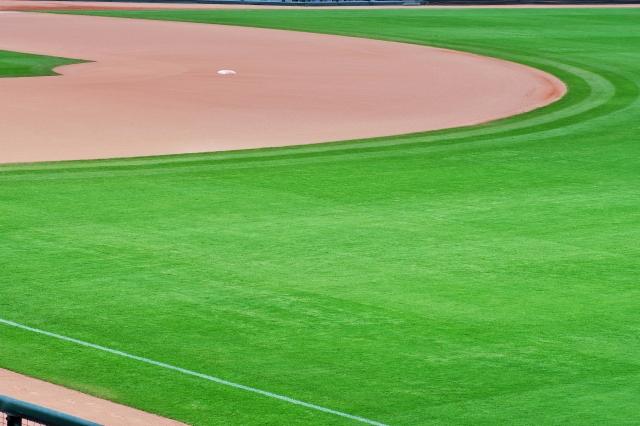 野球場内野グラウンド